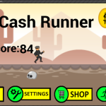 Cash Runner Android Game