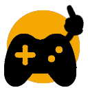 Game Finger Icon