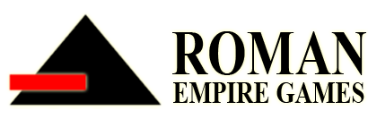 Roman Empire Games Logo